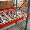 Decking do engranzamento de fio para a cremalheira do armazenamento