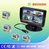 Sistema impermeável da câmera do CCTV do Rearview com o monitor de 7 polegadas
