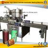 Alta velocidad de papel automático cerradora de latas