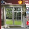 Fabrik-Großverkauf-hölzernes gleitendes Aluminiumfenster