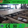 una tecnología de producción de la pared del yeso de la serie de China