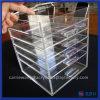 Produit de beauté de tiroirs de Yageli 6 et organisateur acryliques de tiroir de renivellement avec la qualité