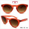 Gafas de sol transparentes plásticas (WSP508311)