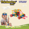 Het PromotieStuk speelgoed van uitstekende kwaliteit van de Douane, Plastic Vormend Stuk speelgoed