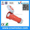 세륨을%s 가진 Wst 556 32A 4pin 400V Industrial Connector, RoHS Approval
