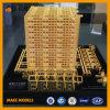 Openbare Faciliteiten die de Model/Architecturale Modellerende Bouw ModelModellen van de Maker/van de Tentoonstelling plannen Models/3D