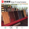 Suelo de bambú sólido manchado de interior de las ventas calientes