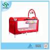 최신 판매 두번째 층 (SH-A12)를 가진 다채로운 아기 여행 간이 침대