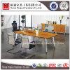 まっすぐな会議室の使用された会合表のオフィス表(NS-CF002)