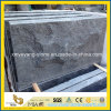 G684 Black Basalt Mushroom Stone for Exterior Wall