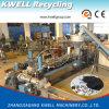 Riga di granulazione di plastica dura dello scarto PP/PS/PE/PVC/macchina di riciclaggio di plastica dell'espulsione
