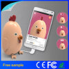 Wholesale Factory Price Cartoon 4000mAh Universal Power Bank To charge