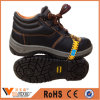 Горячие продавая ботинки техники безопасности на производстве пальца ноги ботинок безопасности высокого качества нефть и газ стальные