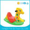 卸売の子供のおもちゃのための卸し売り製造業者の木の揺り木馬