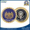 記念する最上質のカスタマイズされた両側の警察か記念品の硬貨