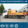 Тележка смесителя конкретного насоса изготовления фабрики 4X2 Китая