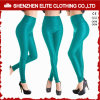 Ультрамодные гетры колготков зеленого цвета износа гимнастики женщин (ELTFLI-6)