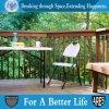 강철과 PP 회색 야영지를 가진 가벼운 옥외 접는 의자