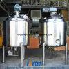 冷却装置が付いているステンレス鋼のミルク冷却タンク