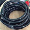 Conductos de acero del metal flexible con la capa negra del PVC