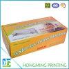 Rectángulo rígido impreso aduana del cartón de la cartulina que expide