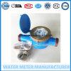 Mètre magnétique d'activité de l'eau de cadran sec de Multi-Gicleur de corps du fer Dn40