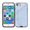 2 en 1 caja híbrida del teléfono para la PC del caso TPU de la cubierta del iPhone 7