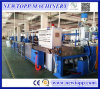 Machine à grande vitesse d'extrudeuse d'isolation de fil de faisceau de PVC