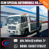 16t Dongfeng中国のブランドの販売のための頑丈なレッカー車の回復レッカー車
