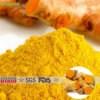 자연적인 식품 첨가제 Curcumin 색깔