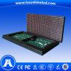 Visualizzazione di LED di pubblicità mobile di colore rosso dei nuovi prodotti P10 DIP546