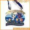 Симпатичное медаль металла конструкции шаржа (YB-m-024)
