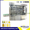 Tipo linha do pistão de produção de enchimento plástica do petróleo comestível do frasco