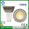 2014 Nieuwe 320 tot 360 Lumen CRI80 GU10 5W CREE LED Spotlight