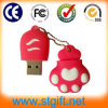 Смешной USB Stick Cartoon в USB Flash Drive Paw Shape At (N-020)