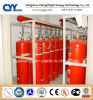 Different Capacitiesの継ぎ目が無いSteel Fire Fighting CO2 Gas Cylinder