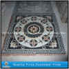 Mosaico di pietra di marmo naturale della pavimentazione di sconto per la decorazione della costruzione della stanza
