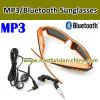 Nuovo disegno MP3 che gioca gli occhiali da sole Handsfree di Bluetooth