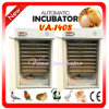 1408 Eggs/Commercial Incubator를 위한 완전히 Automatic Chicken Egg Incubator