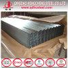 電流を通された亜鉛上塗を施してある鋼鉄波形の屋根ふきシート