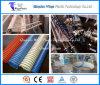 Tubo d'aspirazione di rinforzo spirale di plastica dell'elica del PVC che fa la riga espulsione/della macchina