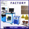 De Laser die van Co2 van de Garantie van één Jaar Machine voor Glas merkt