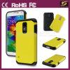 Samsung S5/I9600 (HR-WK-15)のためのPC&TPU Mobile Phone Case