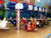 Niño Amusement Park Ride Family Flying Chair para Amusement Equipment