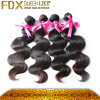 Верхнее Quality Unprocessed Virgin Hair для Beauty Lady (FDXJ-MB569)