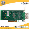 10g SFP+ Slot Fiber Optic Server Network 근거리 통신망 Card