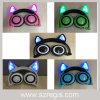 Nuova cuffia d'ardore creativa di vendita di Bluetooth della cuffia avricolare dell'orecchio di gatto