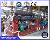 W11-20X2500 механически тип 3 завальцовка и гибочная машина ролика