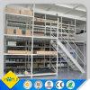 Mini crémaillère de mezzanine de système de défilement ligne par ligne de mezzanine