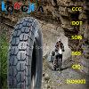 Peças da motocicleta, pneumáticos da motocicleta, peças sobresselentes 3.50-8 da motocicleta